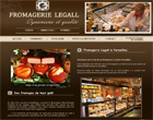 FROMAGERIE LEGALL - Le Site
