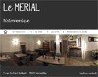 RESTAURANT LE MERIAL - Le Site