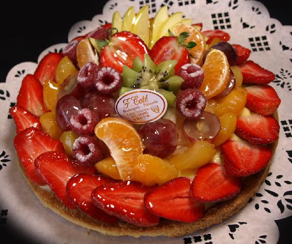 TARTE MULTI - FRUITS