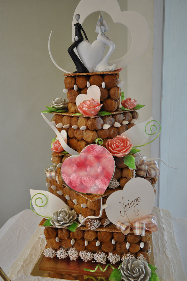 Piece Montee Pour Mariage Pictures to pin on Pinterest